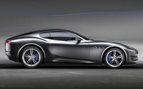 Картинка Maserati, concept, alfieri