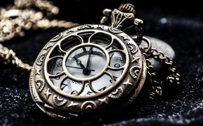 Картинка время, часы, старые, минимализм, minimalism, old, clock