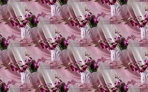 Картинка цветок, фон, текстура