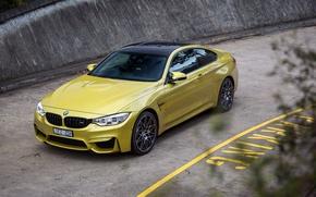 Обои Coupe, дорога, автомобиль, бмв, Competition Package, car, road, BMW