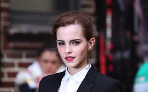 Картинка портрет, Emma Watson, promotion