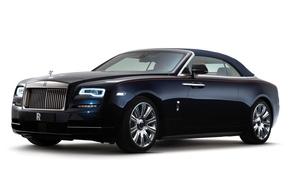 Картинка Rolls-Royce, auto, Dawn, 2015