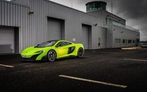 Картинка McLaren, Green, 2015, 675LT