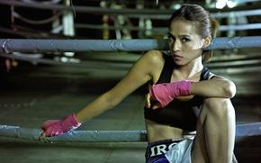 Картинка девушка, спорт, Agnes Lim