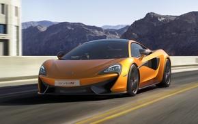 Картинка купе, McLaren, Coupe, макларен, 2015, 570S