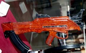 Обои модель, мощь, ствол, корпус, патрон, музей, Автомат, оружия, год, различные, варианты, масса, стрельбы, СУПЕР, 1962, ...