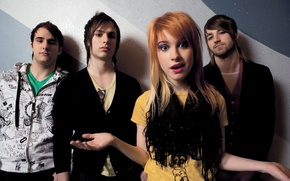 Обои rock, Hayley Williams, Paramore