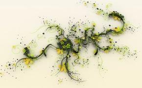 Обои нежность, цветы, весна