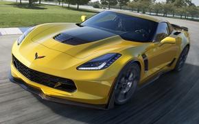 Картинка Z06, Corvette, Chevrolet, 2015