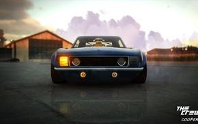 Картинка машины, игры, 1969, camaro, the crew