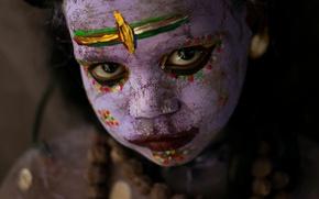 Картинка Colors, Portrait, India