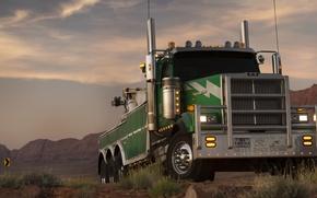 Картинка Transformers, Transformers 5: The Last Knight, Western Star 4900 SF, Onslaught