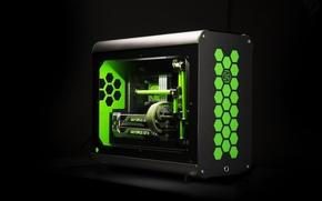 Картинка Nvidia, GeForce, Hi-Tech, Personal Computer, Видеокарты, GTX 980 Ti
