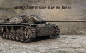 Картинка Германия, танк, танки, Germany, WoT, Мир танков, tank, World of Tanks, tanks, Wargaming.Net, BigWorld, StuG …