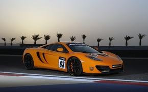 Картинка McLaren, supercar, MP4-12C, sprint