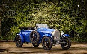 Обои Roadster, Type 40, 1927, бугатти, Bugatti
