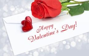 Картинка любовь, сердце, розы, love, heart, romantic, Valentine's Day