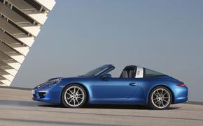 Картинка 911, Porsche, Targa