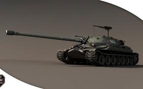 Картинка танк, USSR, СССР, танки, WoT, ИС-7, Мир танков, tank, World of Tanks, tanks, Wargaming.Net, BigWorld