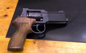 Картинка оружие, magnum, revolver, 357