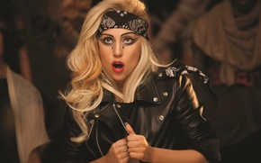 Картинка девушка, музыка, music, актриса, певица, знаменитость, Lady Gaga, Леди Гага, Judas, Born This Way