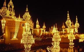 Картинка Bangkok, King, National Day, Fathers' Day, Chitralada Villa Royal Residence, Birthday King of Thailand