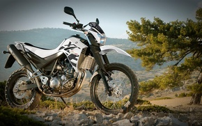 Картинка Yamaha, кросс, XT660R