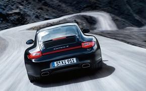 Обои Porsche, 911 Carrera