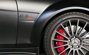 Обои Mercedes-Benz, колесо, 2010, DR520