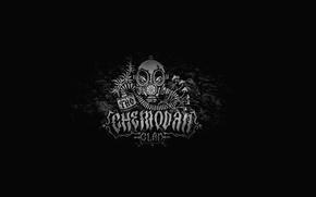 Картинка Music, Black, Logo, White, Wallpaper, Hip-Hop, Minimalism, Underground Rap, Mask, Грязный Луи, Brick Bazuka, the …