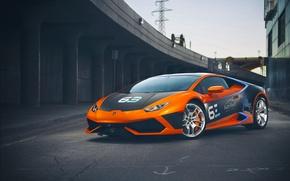 Обои спорт, тюнинг, Lamborghini, Huracan