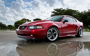 Картинка Mustang, Ford, 2004