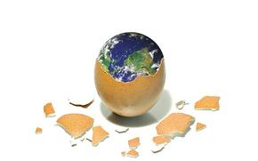 Картинка фон, земля, яицо