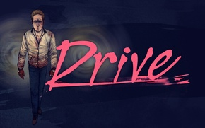 Картинка драйв, drive, драйв 2011, фильм райан гослинг