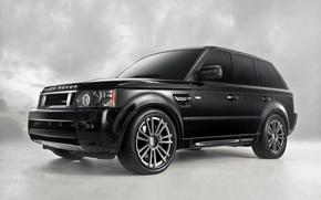 Обои Land Rover, Range Rover, Sport, рендж ровер, Stromen