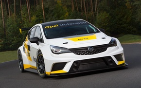 Обои Astra, астра, Opel, TCR International Series, опель