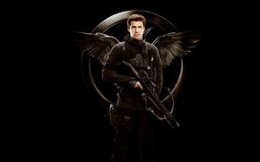 Картинка промо, Part 1, The Hunger Games:Mockingjay, Liam Hemsworth, Голодные игры:Сойка-пересмешница, часть первая, Gale Hawthorne