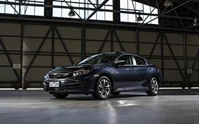 Картинка Honda, хонда, Sedan, Civic, цивик