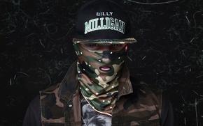 Картинка звезда, батл, РЭП, versus, рендер фото, Billy Miligan