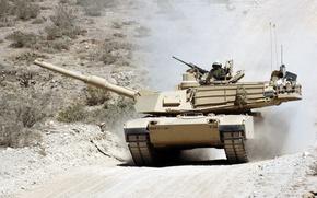 Картинка ствол, армия, башня, мощь, танк