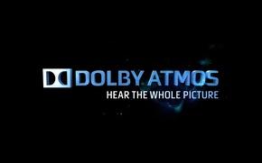 Картинка звук, dolby laborotories, Dolby Atmos, dolby, Dolby Digital, долби атмос, долби диджитал