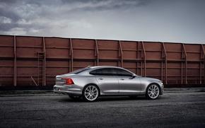 Картинка Volvo, седан, S90