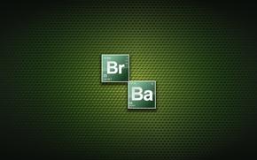 Картинка green, logo, texture, Breaking Bad, chemistry, Bryan Cranston, Walter White, Aaron Paul, Jesse Pinkman, TV …
