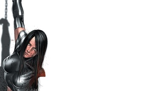 Картинка marvel, death, X-23, laura kinney