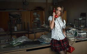 Картинка телефон, Георгий Чернядьев, Ксения Кокорева, Звонок из прошлого, The call from the past