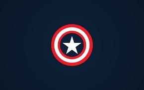 Картинка щит, Капитан Америка, Captain America, Стивен Роджерс