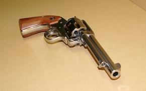 Обои пистолет, оружие, Ruger Bisley