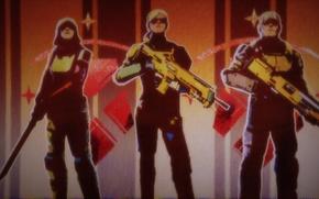 Картинка resistance, xcom, vigilo confido, xcom 2, xcom squad, guerrilla
