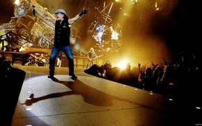 Картинка Rock, AC/DC, Brian Johnson