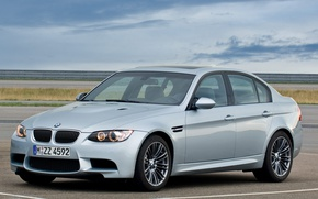 Картинка BMW, sedan, M3